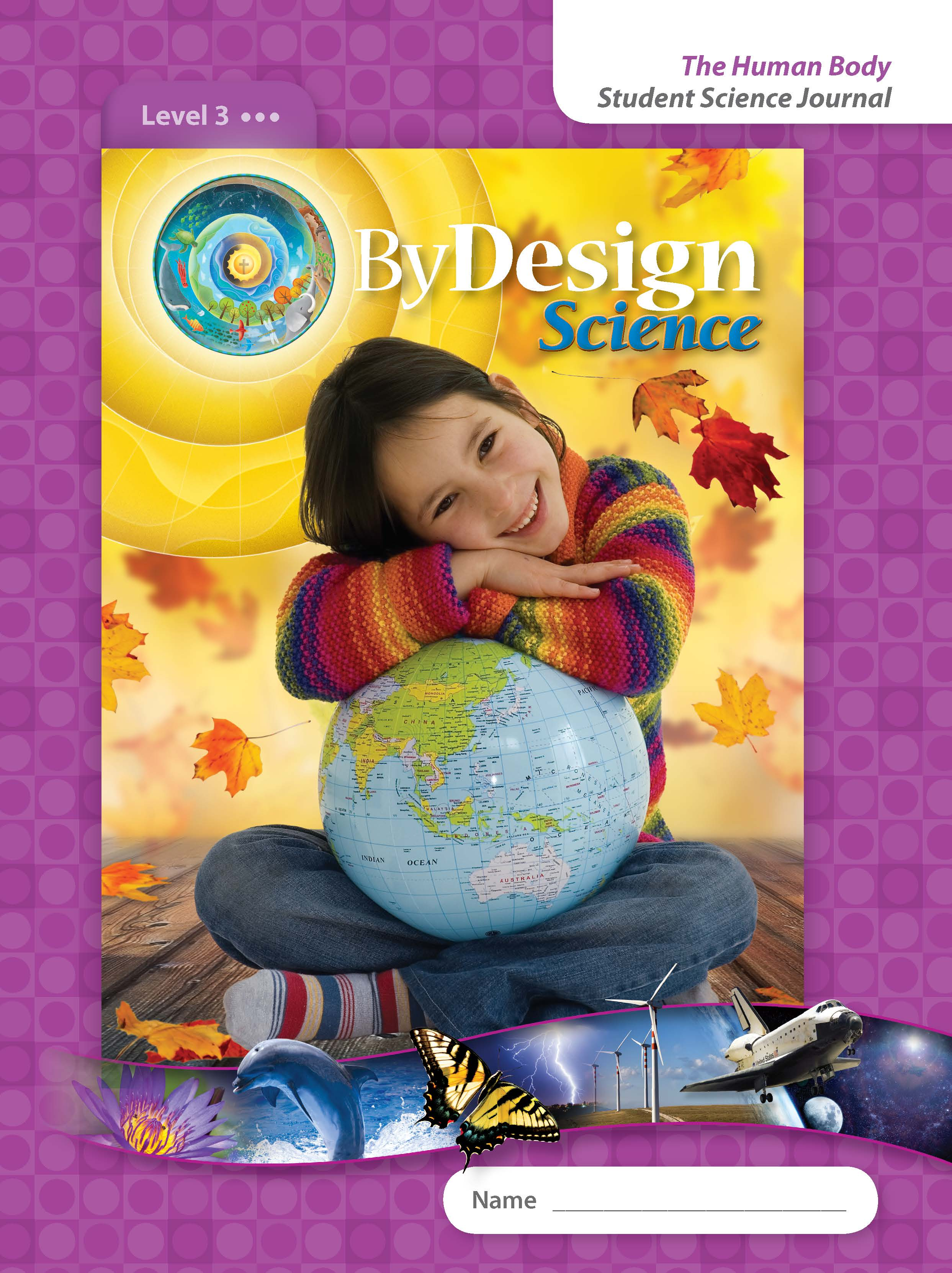By Design Grade 3 Student Science Journal 1 Year License