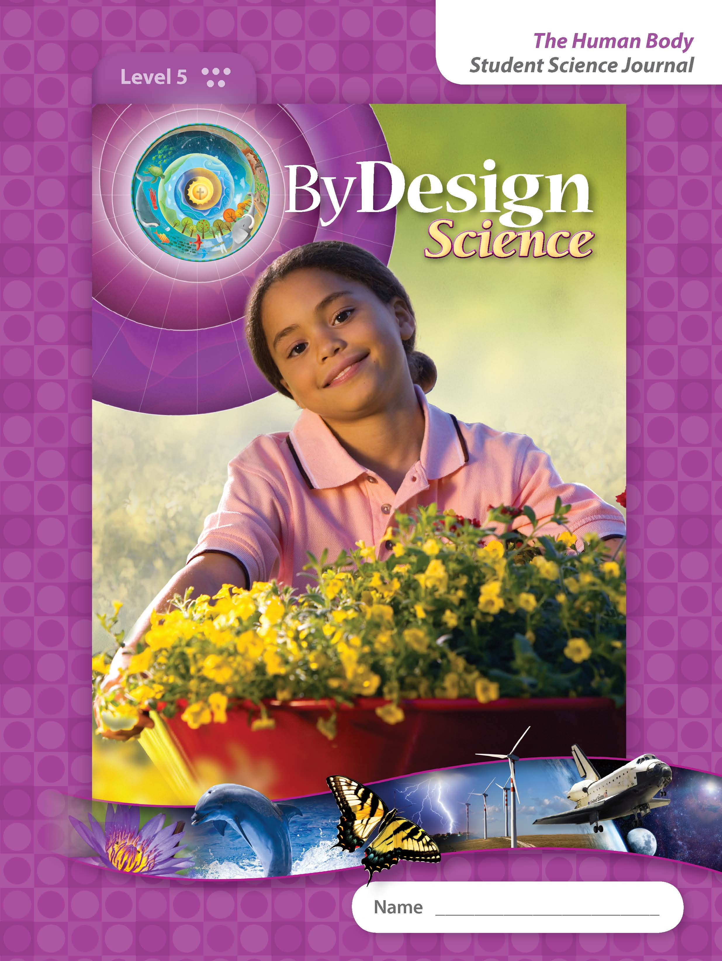 By Design Grade 5 Student Science Journal 1 Year License
