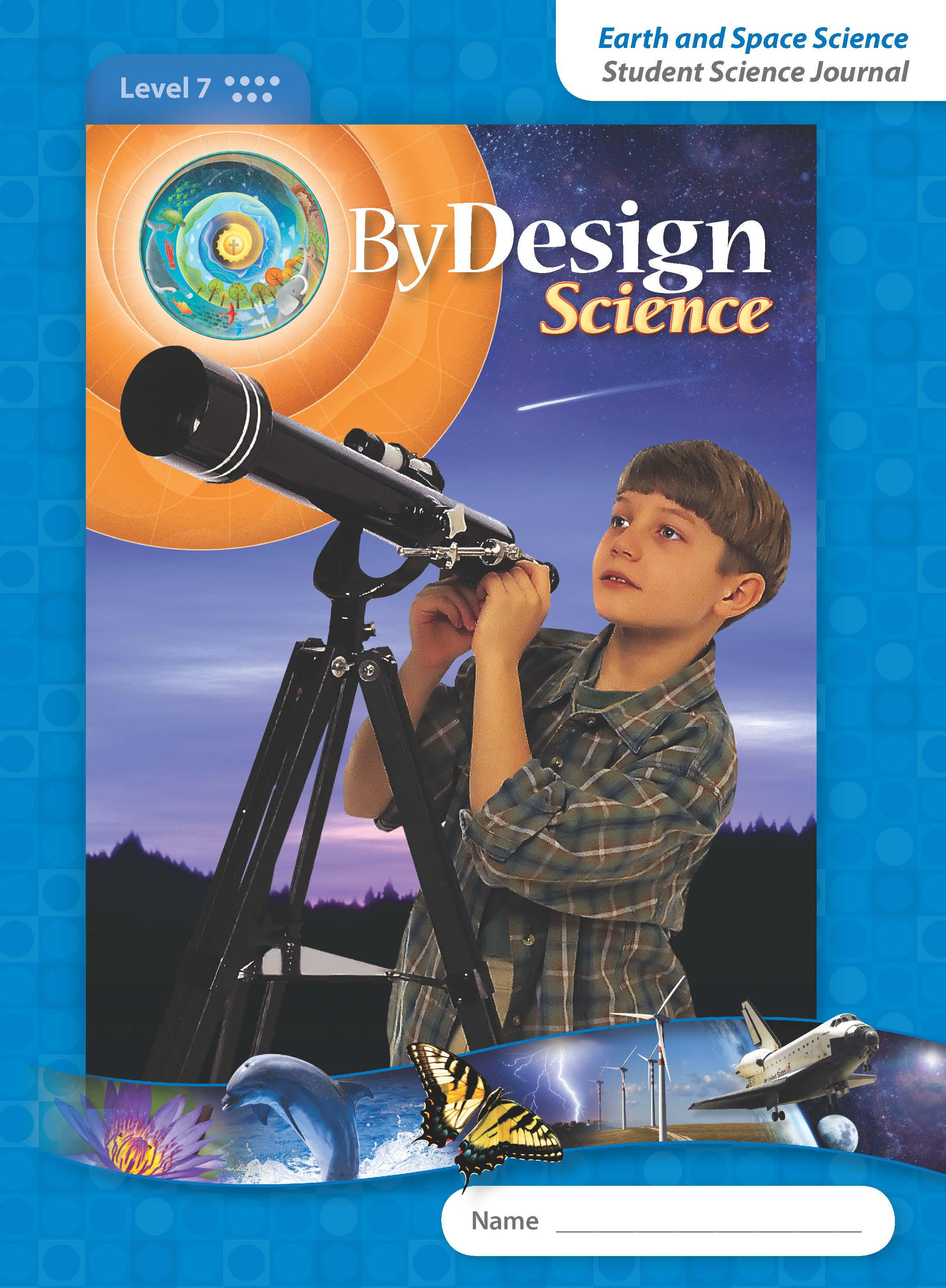 By Design Grade 7 Student Science Journal 1 Year License