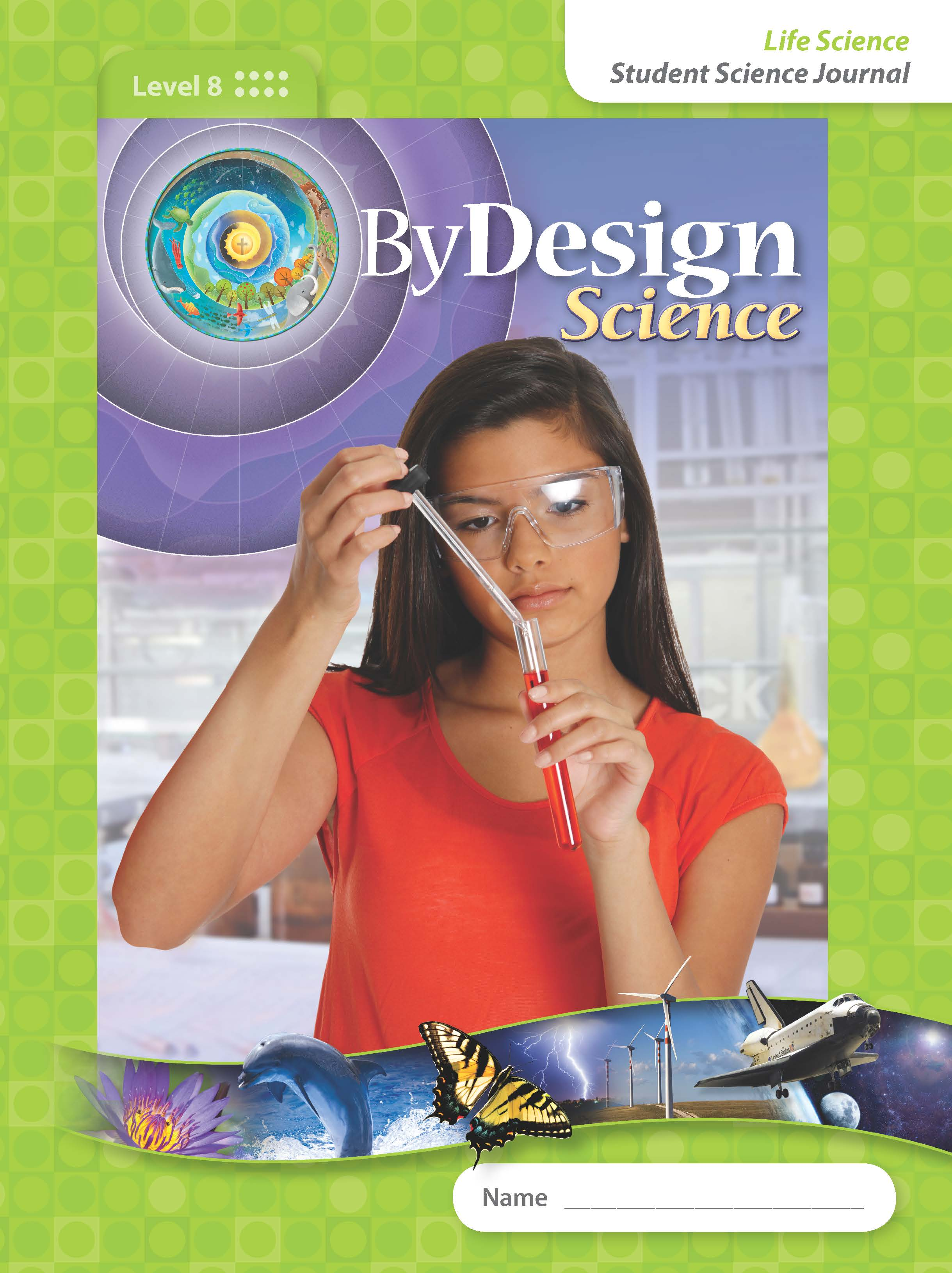 By Design Grade 8 Student Science Journal 1 Year License