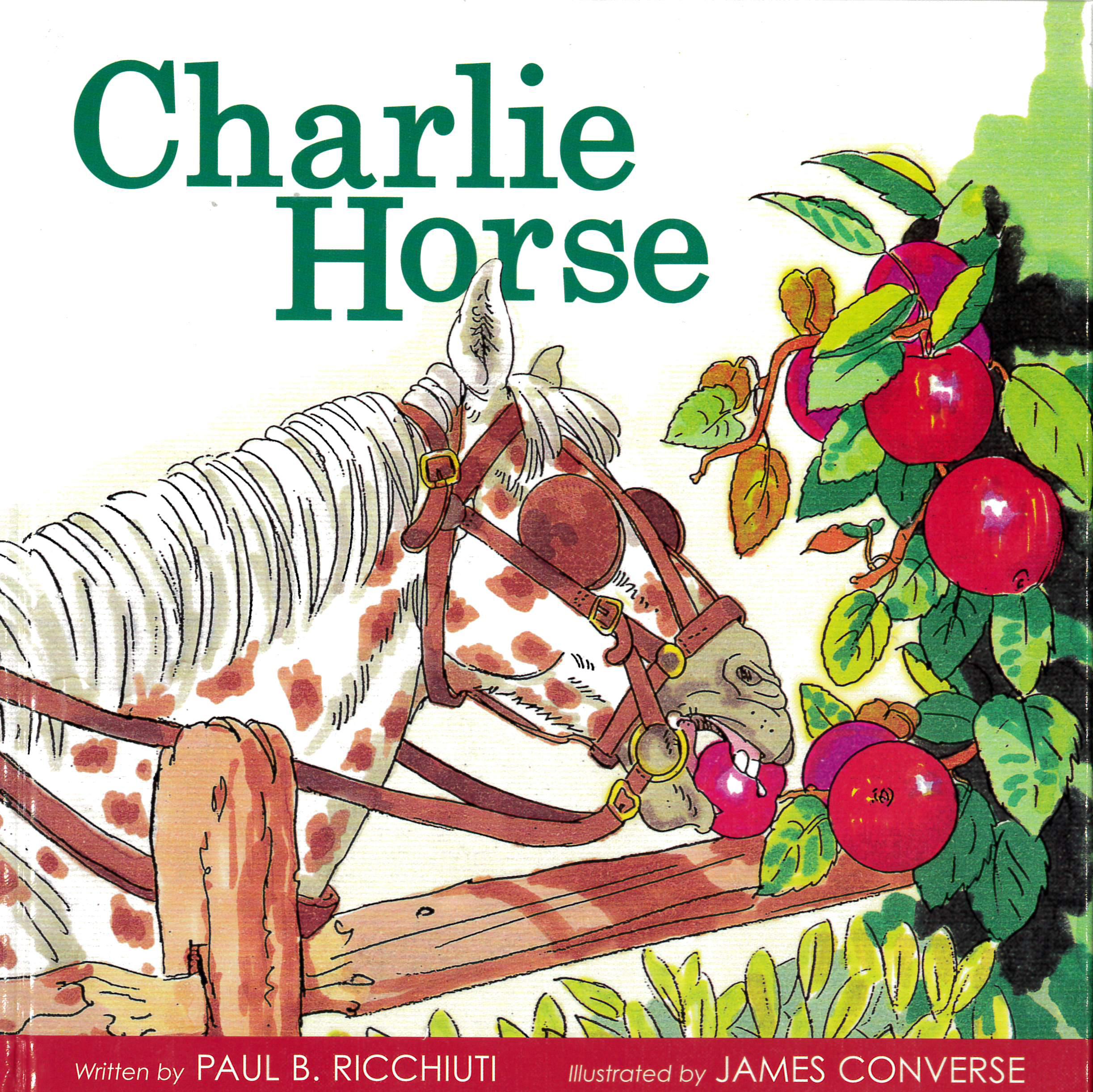 Pathways 2.0: Grade 2 Charlie Horse Tradebook
