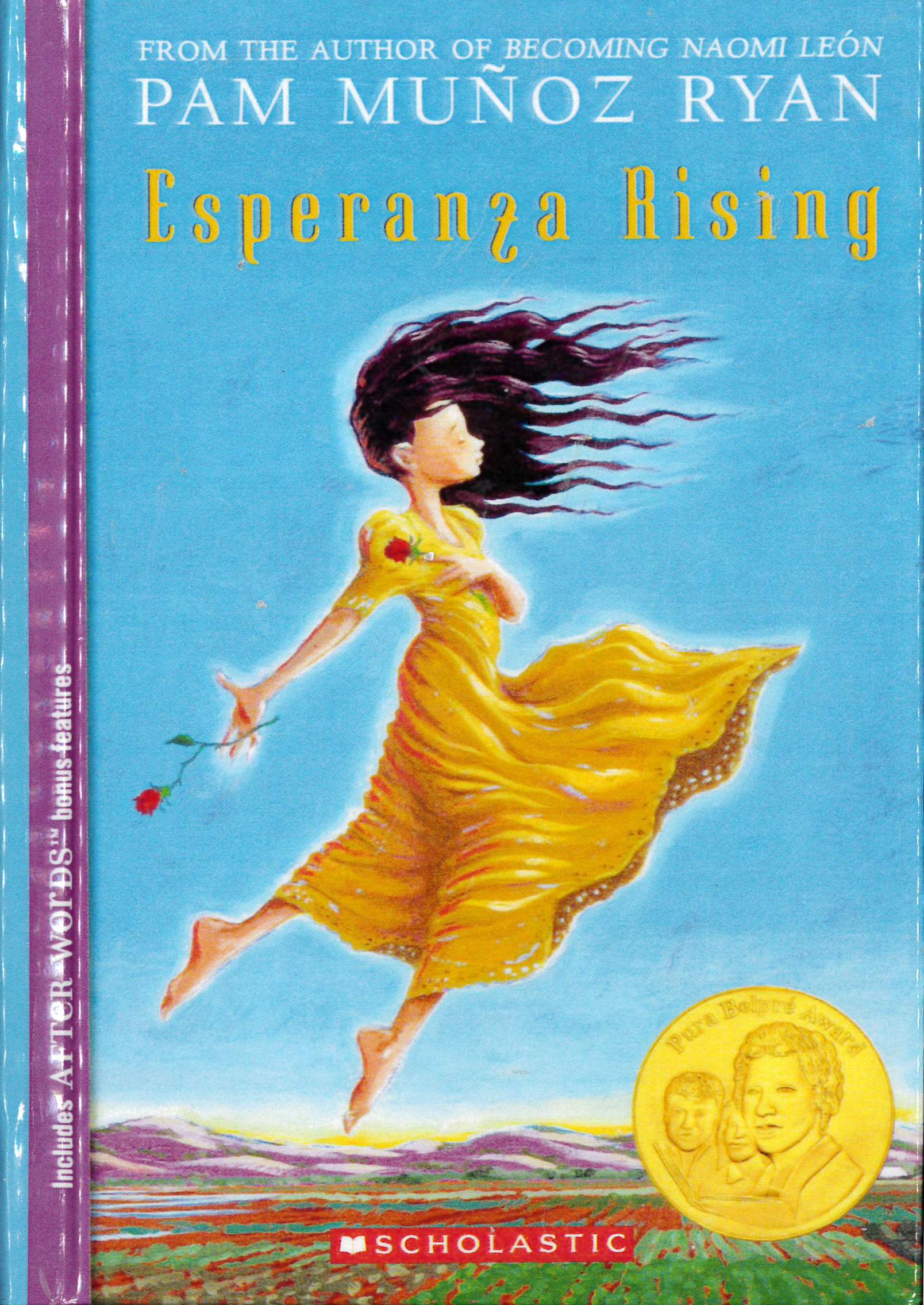 Pathways 2.0: Grade 6 Esperanza Rising Tradebook (hardcover)