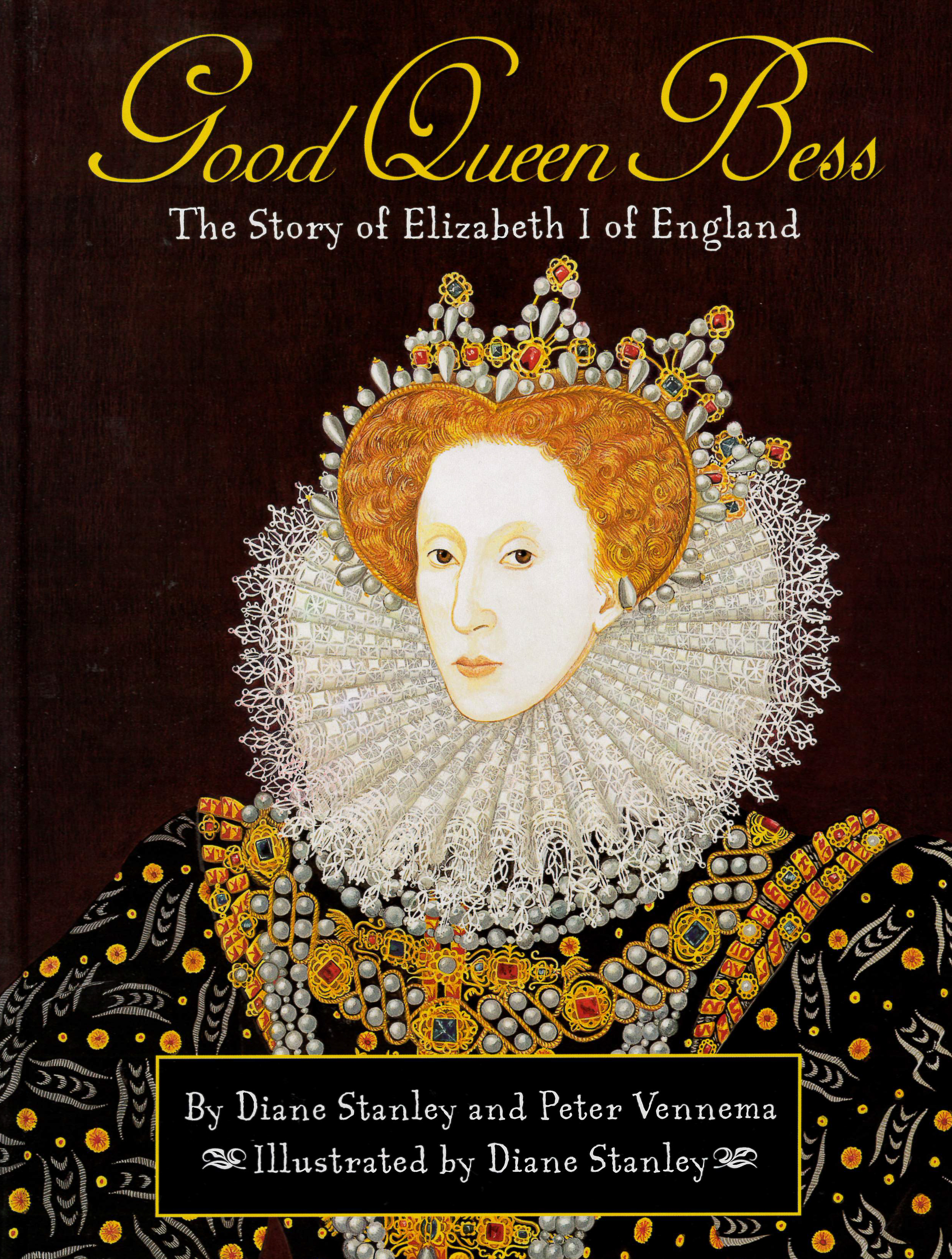 Pathways 2.0: Grade 5 Good Queen Bess: The Story of Elizabeth I of England Tradebook