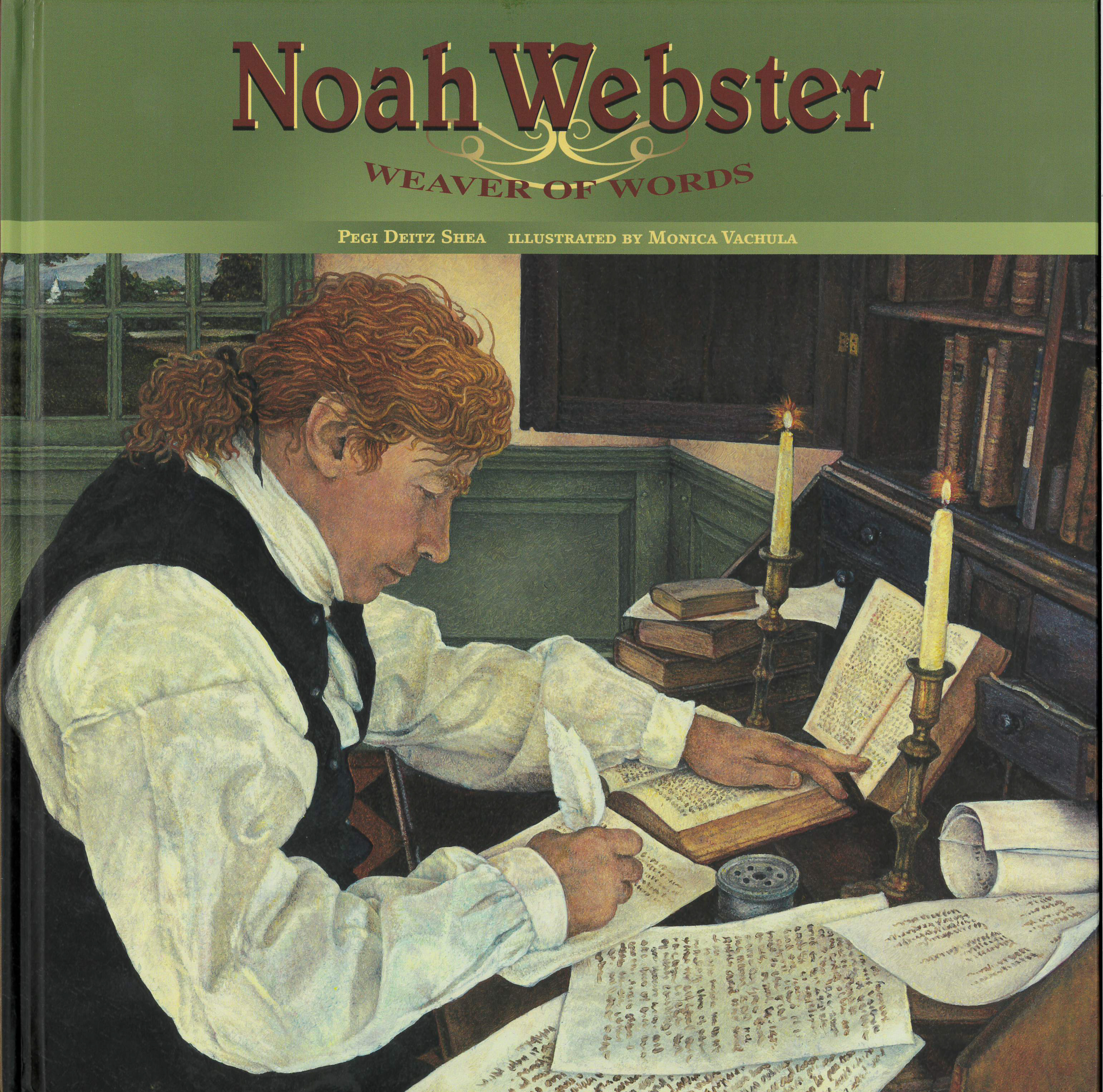 Pathways 2.0: Grade 8 Noah Webster Tradebook