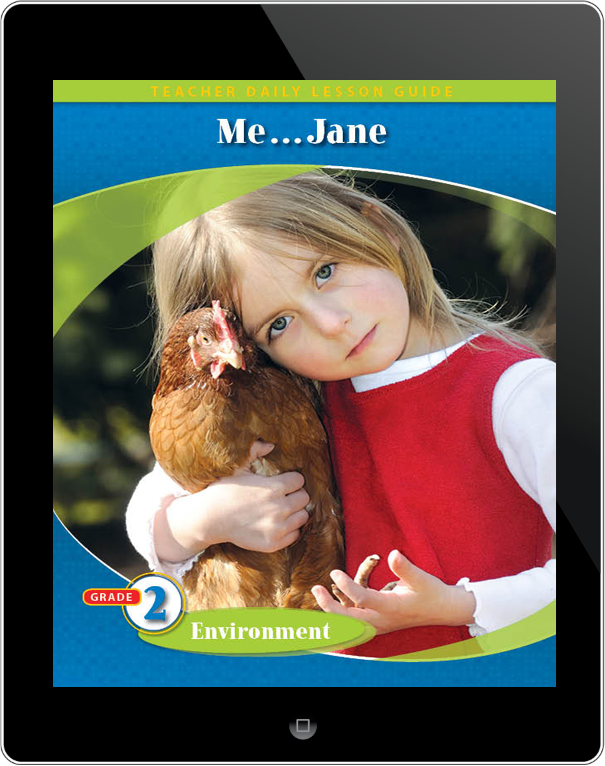 Pathways2.0 Grade 2 Environment Unit: Me...Jane Daily Lesson Guide 5 Year License