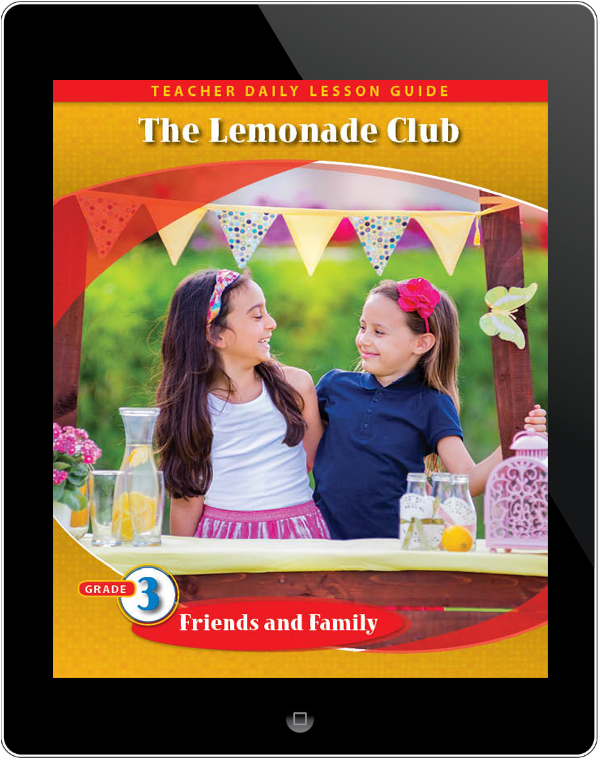 Pathways2.0 Grade 3 Friends and Family Unit: The Lemonade Club Daily Lesson Guide 5 Year License