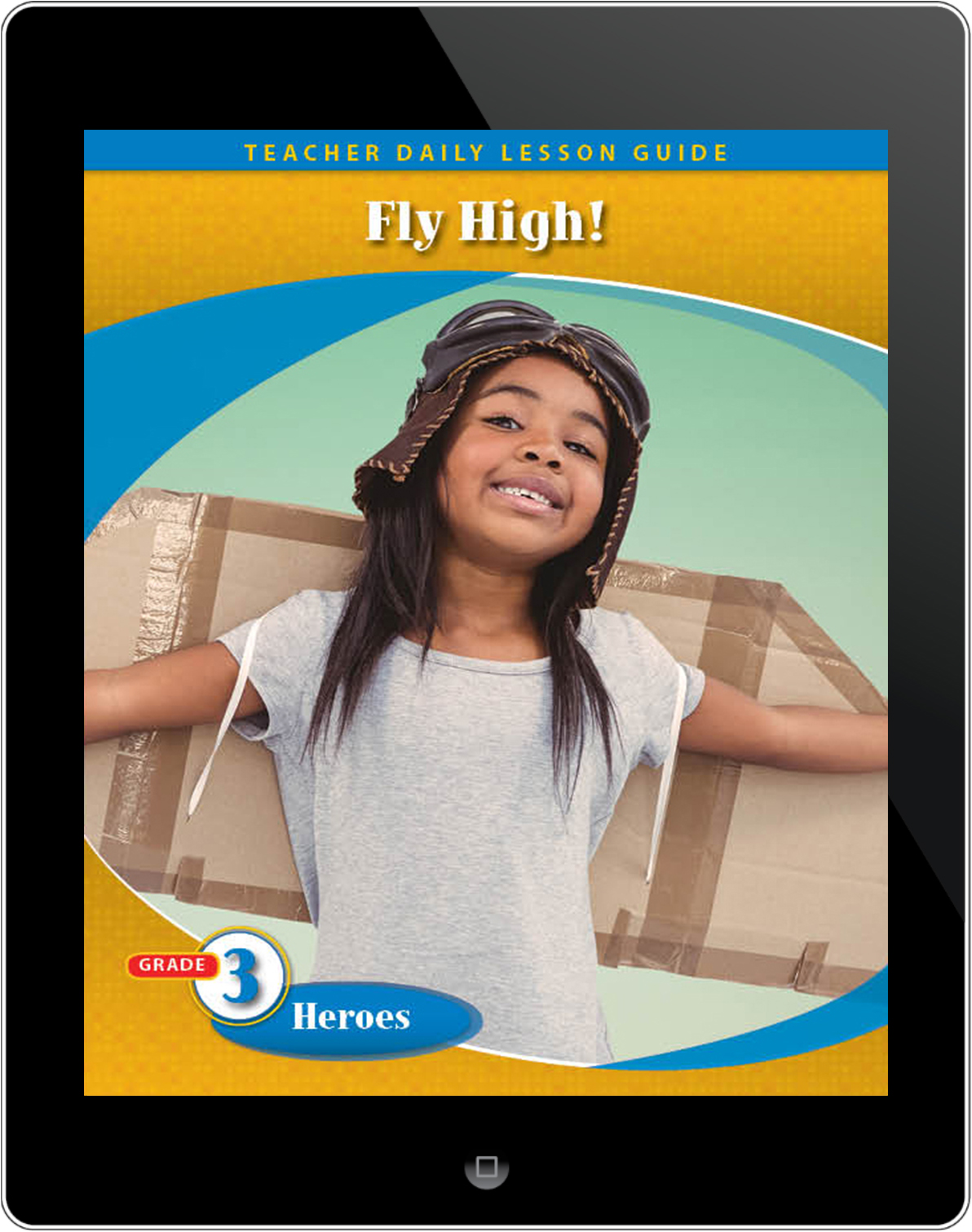 Pathways2.0 Grade 3 Heroes Unit: Fly High! The Story of Bessie Coleman Daily Lesson Guide 5 Year License