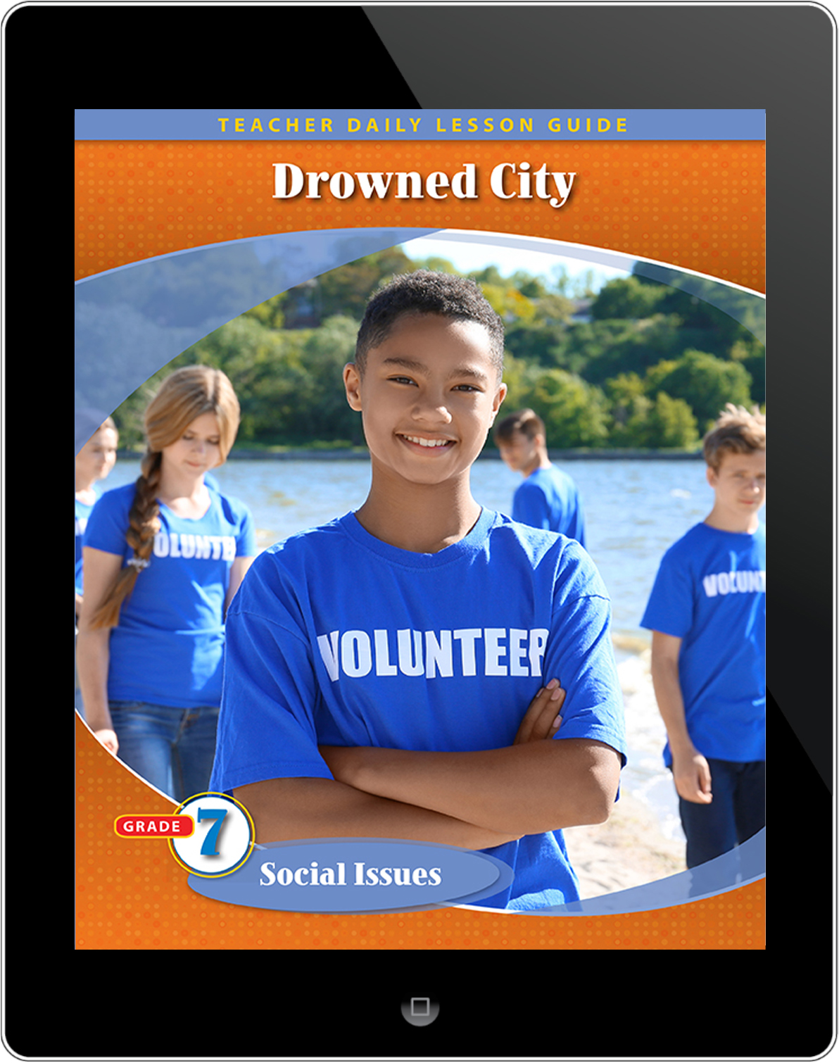Pathways2.0 Grade 7 Social Issues Unit: Drowned City: Hurrican Katrina and New Orleans Daily Lesson Guide 5 Year License