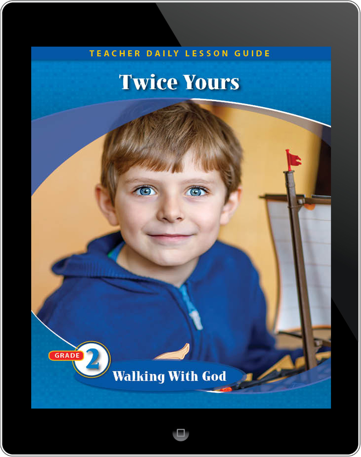 Pathways2.0 Grade 2 Walking with God Unit: Twice Yours Daily Lesson Guide 5 Year License