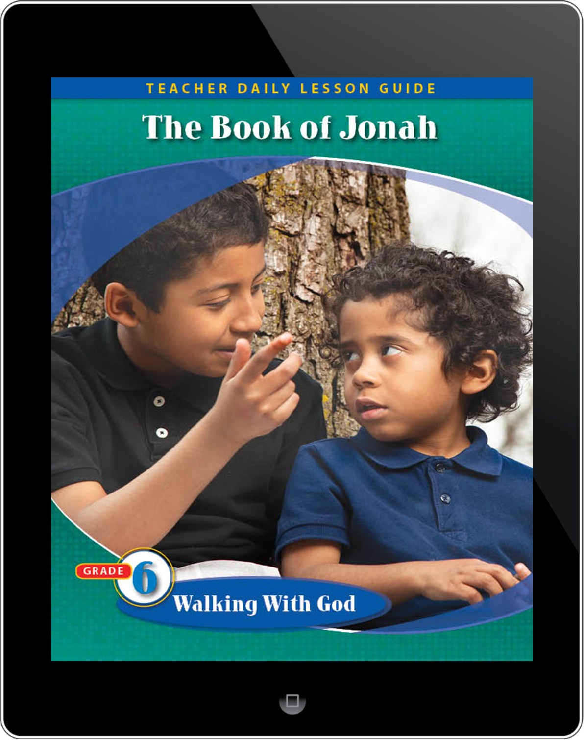 Pathways2.0 Grade 6 Walking with God Unit: Jonah Daily Lesson Guide 5 Year License