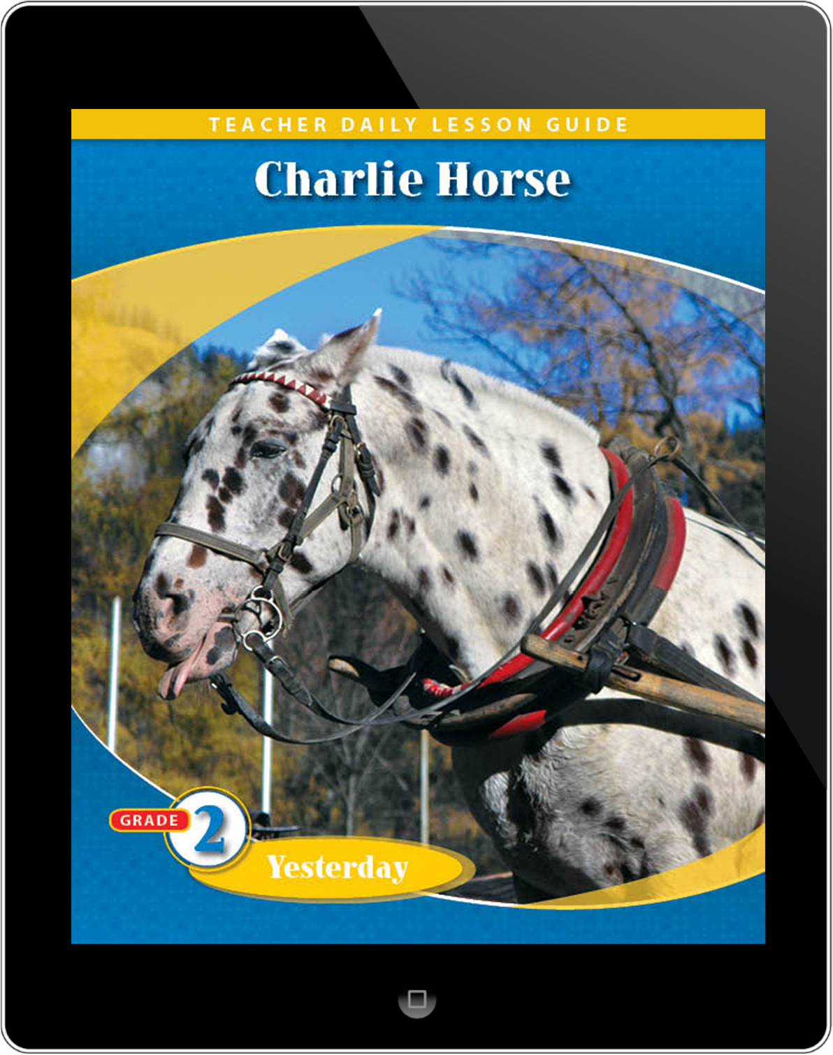 Pathways2.0 Grade 2 Yesterday Unit: Charlie Horse Daily Lesson Guide 5 Year License