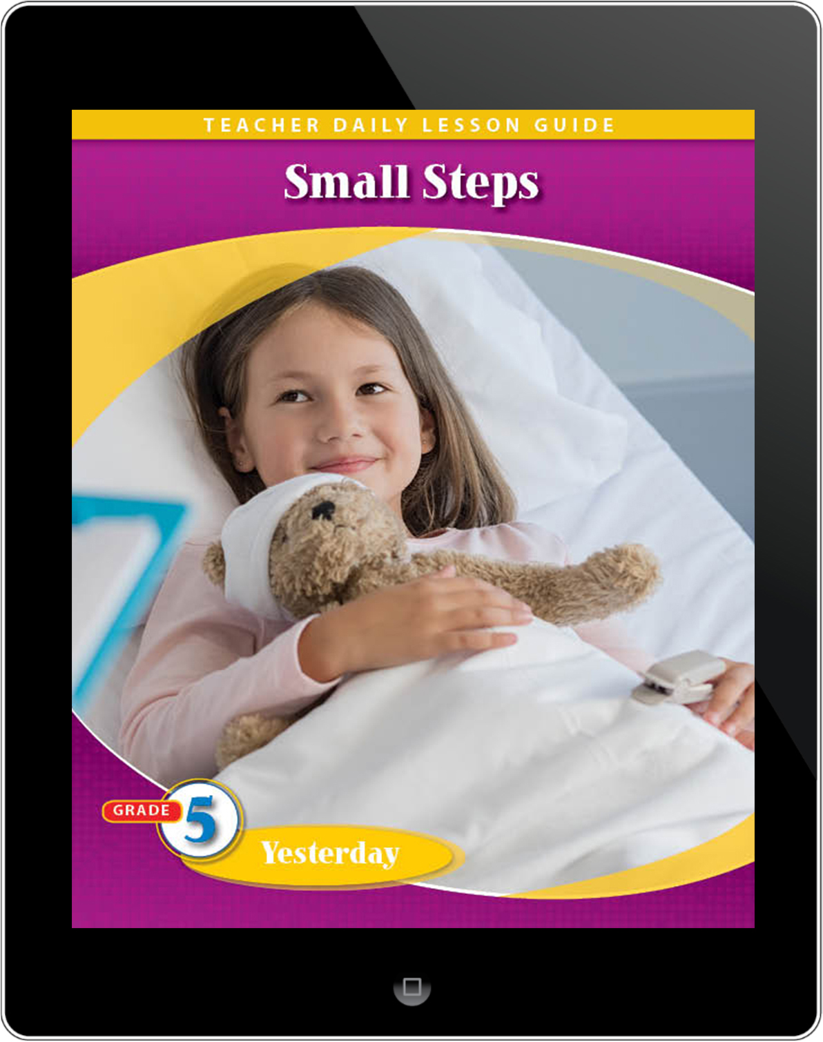 Pathways2.0 Grade 5 Yesterday Unit: Small Steps: The Year I Got Polio Daily Lesson Guide 5 Year License