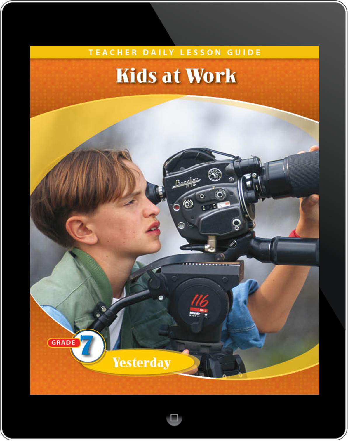 Pathways2.0 Grade 7 Yesterday Unit: Kids at Work Daily Lesson Guide 5 Year License