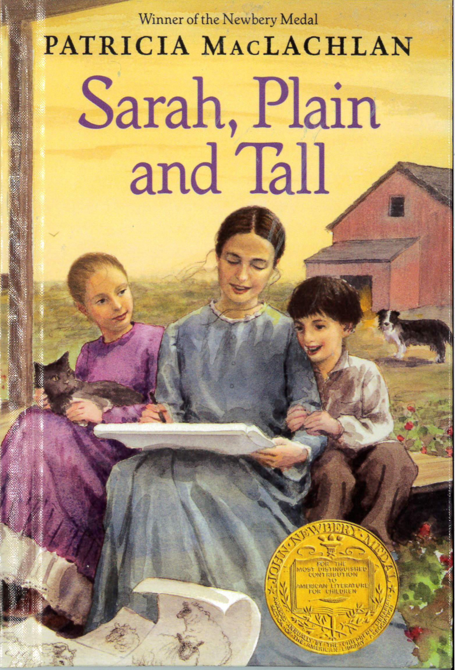 Pathways 2.0: Grade 3 Sarah Plain & Tall Tradebook