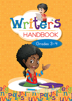 Pathways 2.0 Writer's Handbook Grades 3-4